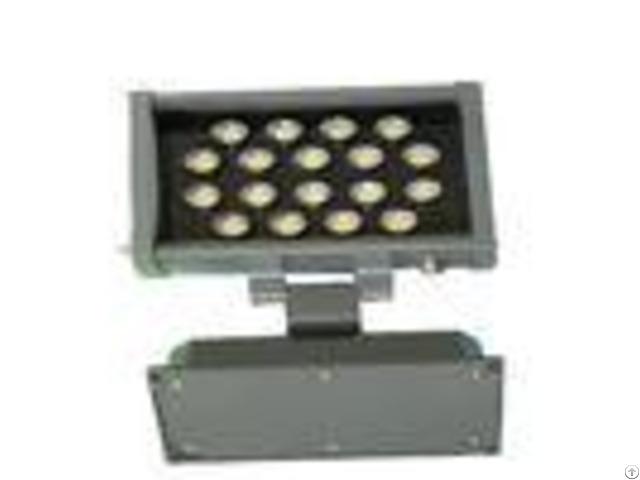 Ip65 Epistar High Power Led Flood Lights 18w Ac100 240v For Tennis Court And Dock