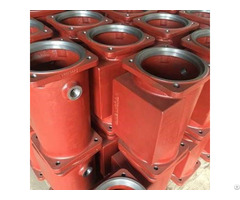 Suction Chamber For Screw Pump
