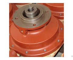 Iron Sand Casting Coupling