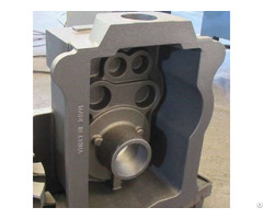 Oem Foudry Casting Parts Gearboxes Housing