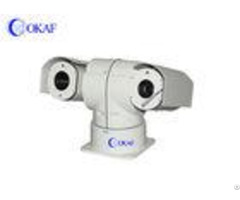 Wireless Outdoor Thermal Ptz Camera 20x Optical Zoom Dual Sensor Security Detection