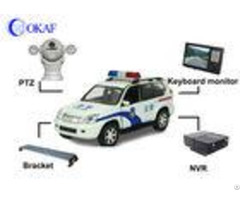 Roof Mounted Auto Motion Tracking Ptz Camera Night Vision 150m Forensic System