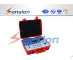 High Voltage 5kv Digital Insulation Resistance Test Equipment Full Protection Function