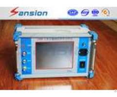 High Speed Transformer Testing Equipment Precise Frequency Response Analyzer