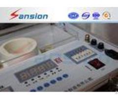 Automatic Iec 156 Sf6 Gas Analyzer Transformer Oil Dielectric Strength Test