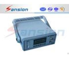 School Use Portable Sf6 Gas Leak Detector Fast Measuring Dew Point Flexible