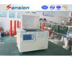 Multi Function Sf6 Gas Analyser Oil Degassing Dynamic Load Easy Operation