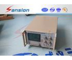 Automatic Pd Partial Discharge Monitoring System 200 Kv High Frequency