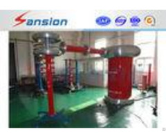 Full Function High Voltage Test Set Output Stability Suitable For Wild Field Testing
