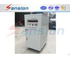 Power Frequency Ac High Voltage Test Set 20kva 75kv Low Temperature Rise