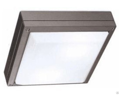 Outdoor Ceiling Mounted Led Light Ffixtures Ip65 270 270mm 20w 1600lm Aluminum Housing