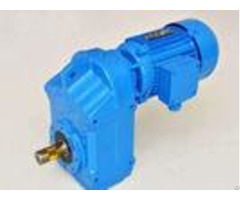 F Series Helical Reducer With International Technical Requirements