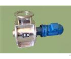 Dfgf High Temperature Rotary Valves Tgf Type For Round Flange Connection