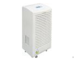 Commercial Grade Portable Dehumidifing Equipment With Led Display 130l Day