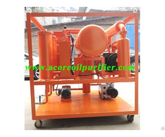 Sales Transformer Oil Purification Cleaning Plant