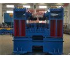 Industrial Hydraulic Beam Welding Line Flange Straightening Machine