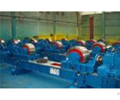 2t 250t Conventional Pipe Welding Machine With Rubber Rollers