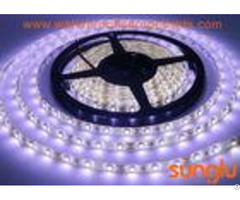 Epoxy Waterproof Flexible Led Strip Lights Easy Installation For Car Decoration