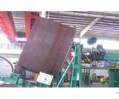Tilt Hydraulic Welding Positioner Turntable Flange Wind Tower
