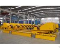 Tank Vessel Welding Rotators For Nuclear Power Plant 200 Ton