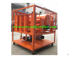 Portable Transformer Oil Filtration Machine