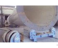 Welding Tank Rotators For Sand Blasting Pipe Turning Roll
