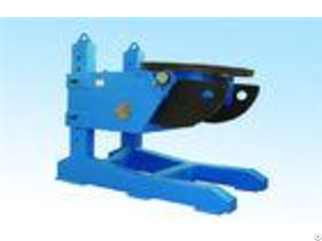 Rotatry Benchtop Welding Positioner 6000kg Manual Elevating