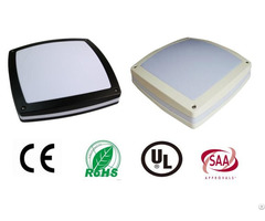 Square Led Bulkhead Light Surface Wall Mounted Moisture Proof For Bathroom Spa