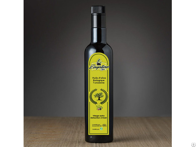 Extra Vergin Organic Olive Oil