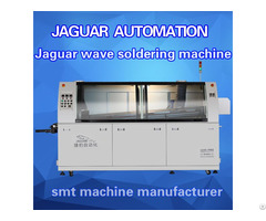 Middle Size Wave Soldering Machine Price Practical Smt Welding Equipment
