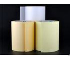 Single Side Silicone Release Paper Custom 108mm Width Washing Resistance