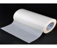 Custom Breathable Hot Melt Glue Sheets High Hardness Adhesive Plastic Film