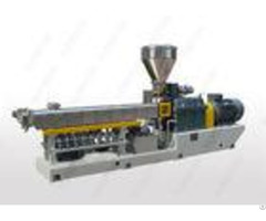 Powerful Parallel Double Screw Extruder Machine For Pet Sheet Board Extrusion