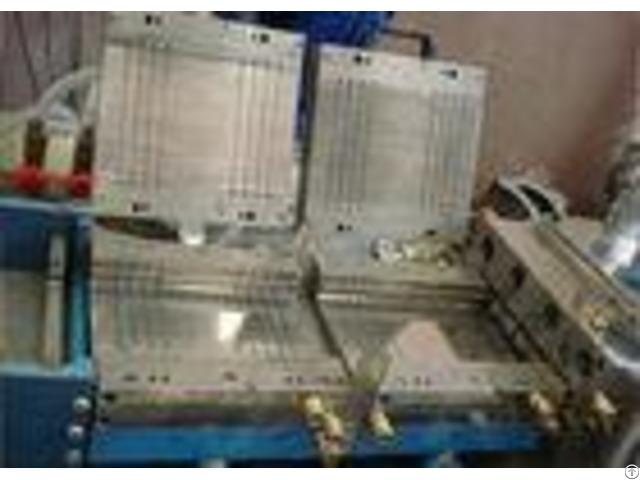 Wpc Wood Plastic Composite Extrusion Line Sjsz 51 105 For Pvc Window Profiles Production