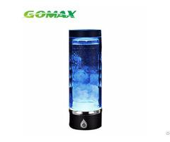 410ml Electrolysis Hydrogen Rich Akaline Portable Personal Household Water Maker Bottle
