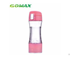 Promotional Hydrogen Rich Sports Water Bottle With Built In Organizer