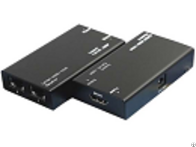 Sne060 60m Hdmi Extender By Dual Cat5e 6 Cable