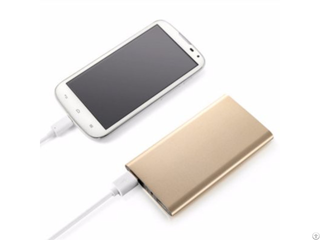 Newest Style 5000mah Portable Mobile Power Bank For All The Digital Devices