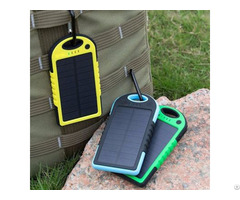5000mah Waterproof Powerbank Cargador Charger For Iphone Ipod Ipad Samsung Cell Phones