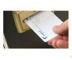 Hotel Access Control Plastic Credit Card Encryption For Rfid Lock System