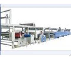 Textile Finishing Machine Hot Air Stenter Machinelow Tension Working Width 3600mm