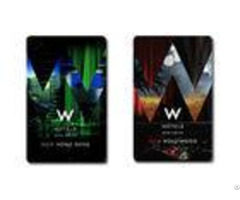 Mf Ultralight C Plastic Key Cards 13 56mhz Transportation Contactless Payment Card