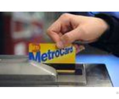 Mifare Classic 1k Smart Rfid Card Contactless Offset Printing For Metro Ticket