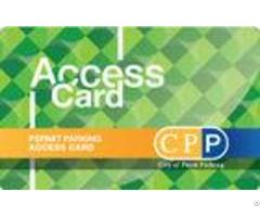 Mf Desfire Ev1 Nfc Rfid Card Chip Encoding Custom For Smart Car Parking