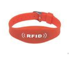 Reusable Waterproof Programmable Children Tracking 13 56mhz Nfc Rfid Silicone Wristband Price