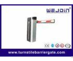 Stainless Steel Automatic Parking Barrier With Led Light Boom For Office Building