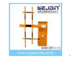 Highway Toll Barrier Arm Gates Stainless Steel With Ip44 Rs485