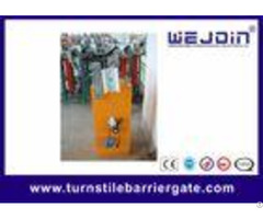 High Speed Manual Boom Barrier Gate For Highway Toll Parking System