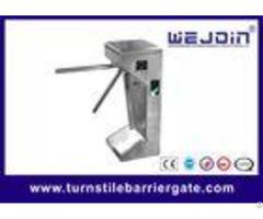Portable Waist Height Turnstile Barrier Gate Pedestrian Access Control