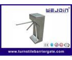Automated Waist High Tripod Turnstile Gate Vehicle Access Control Barriers Rotation Pan